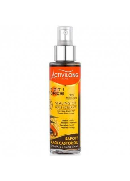 Le spray aux huiles scellante Actiforce activilong
