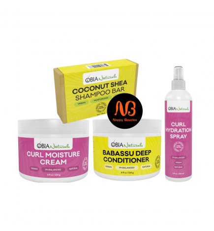 PACK SOIN PROFOND OBIA NATURAL