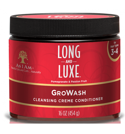 shampoing doux co wash / growash long and luxe As I Am
