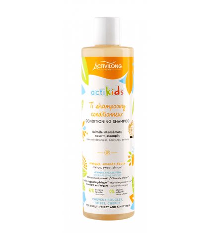 Ti shampoing hydratant / shampoing Actikids - Activilong