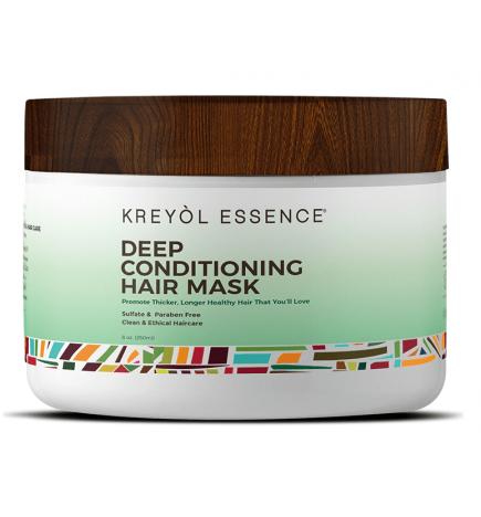 Masque fortifiant au Ricin d'Haiti / So Deep conditionner Repair Hair Mask Kreyol Essence