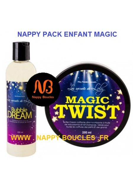 PACK MAGIC ENFANT LES SECRETS DE LOLY