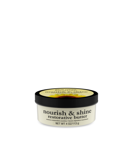 baume nourrissant et brillance / Nourish & shine jane carter