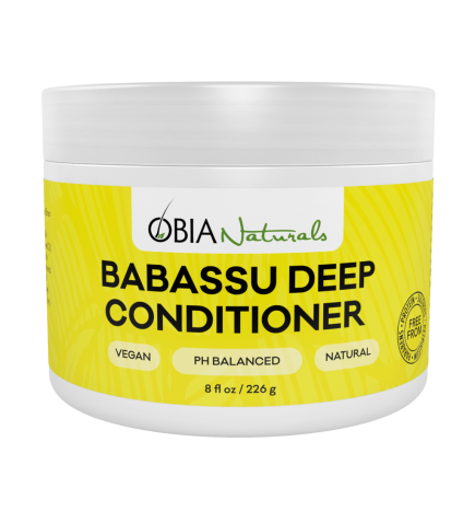 Masque Profond babassu deep conditioner obia natural