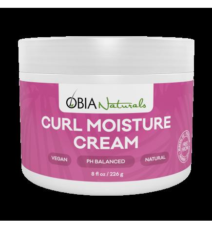 Crème hydratante / curl moisture cream obia natural