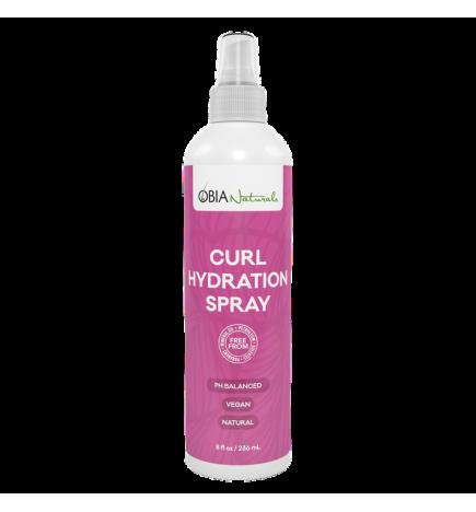Spray hydratant / curl hydration spray obia natural