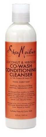 co wash sheamoisture